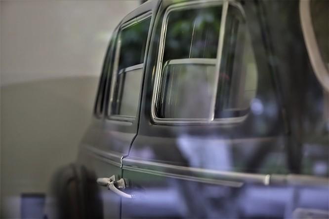 Ngắm loạt xe ô tô từng gắn bó với Bác Hồ ảnh 5