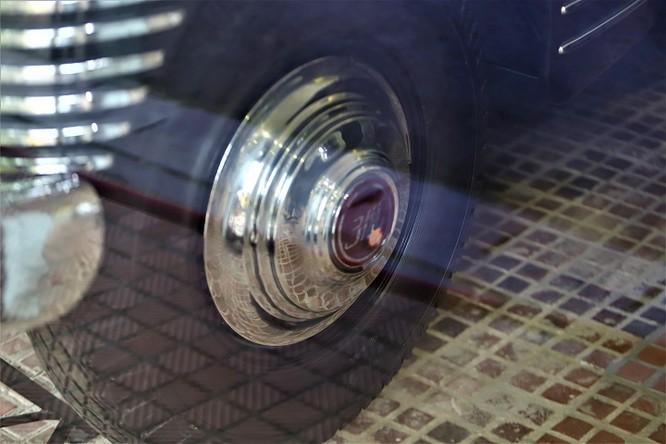 Ngắm loạt xe ô tô từng gắn bó với Bác Hồ ảnh 6
