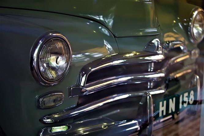 Ngắm loạt xe ô tô từng gắn bó với Bác Hồ ảnh 8