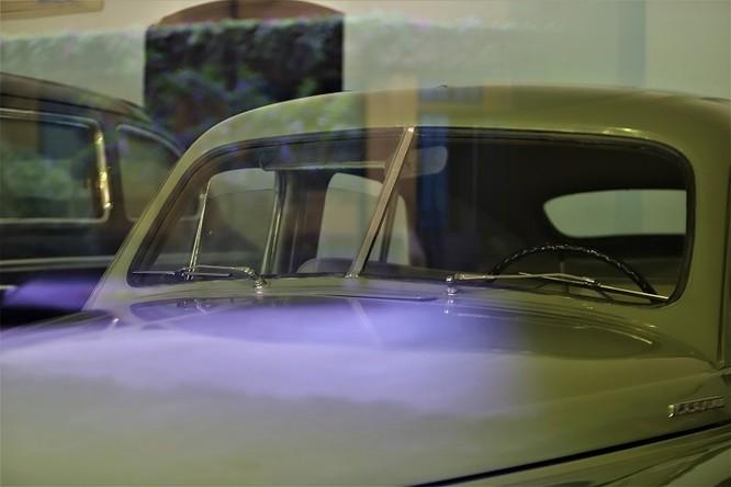 Ngắm loạt xe ô tô từng gắn bó với Bác Hồ ảnh 9
