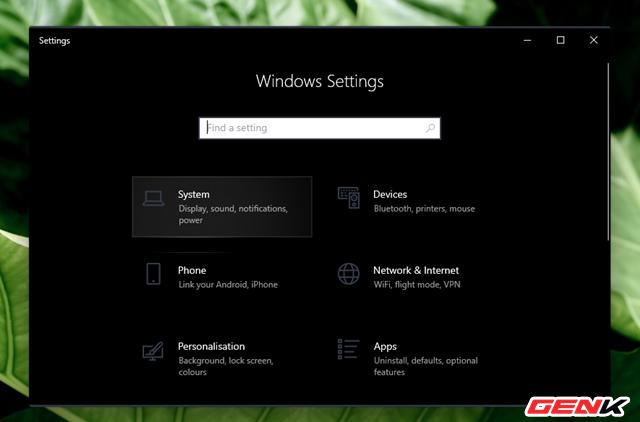 Cách thiết lập sử dụng Card màn hình mặc định cho từng ứng dụng trên Windows 10 ảnh 2