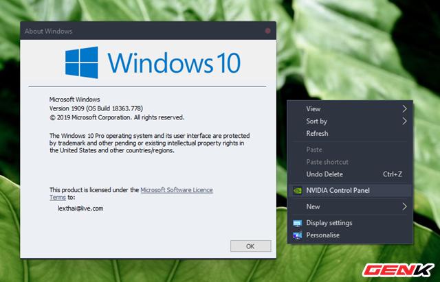 Cách thiết lập sử dụng Card màn hình mặc định cho từng ứng dụng trên Windows 10 ảnh 1