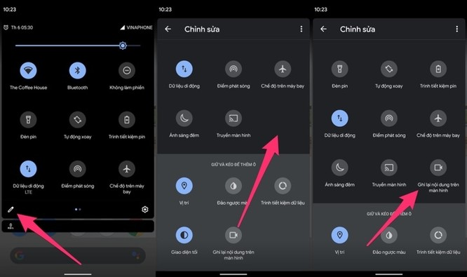 Cách quay phim màn hình trên Android 11 ảnh 2
