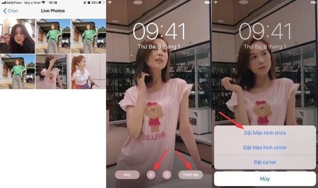 Cách đặt video TikTok làm hình nền iPhone và Android ảnh 3