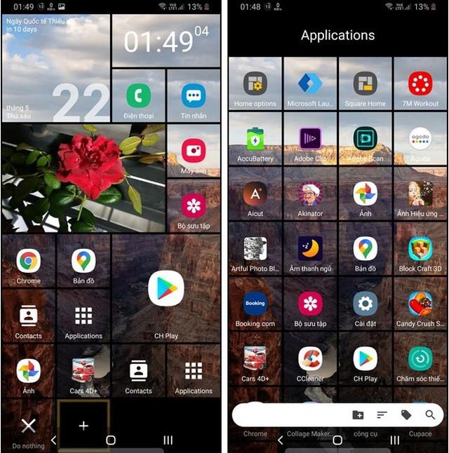 Những bộ giao diện đẹp mắt, siêu nhẹ và mượt mà dành cho smartphone ảnh 2