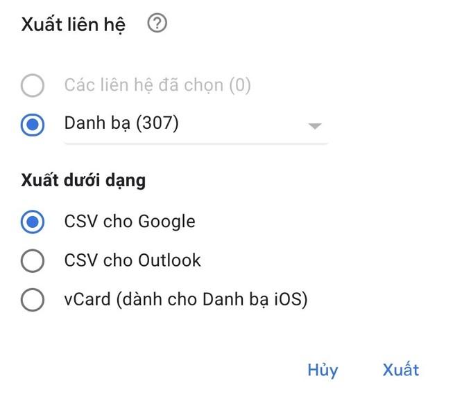 Cách khôi phục các số điện thoại đã xóa bằng Google Contacts ảnh 3