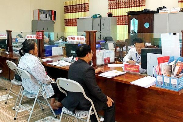 Theo kế hoạch, từ nay đến cuối tháng 8/2020, Thái Nguyên sẽ nâng cấp 443 dịch vụ công lên mức 4 (Ảnh minh họa: baothainguyen.vn)