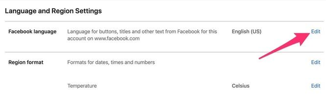 Cách đổi ngôn ngữ Facebook từ tiếng Anh sang tiếng Việt ảnh 5