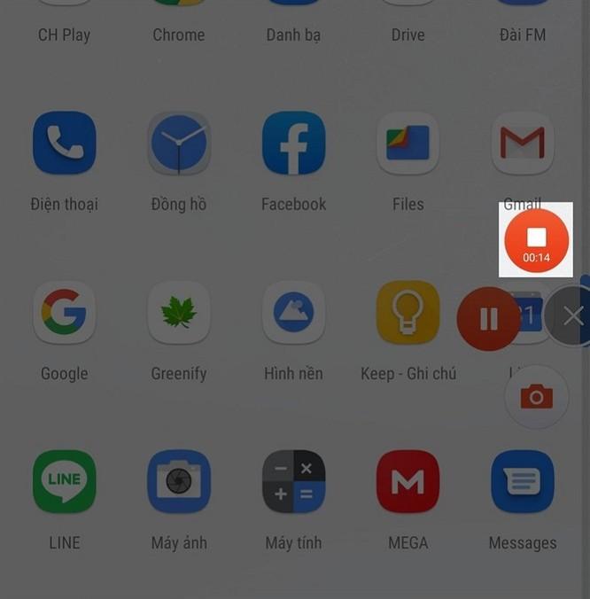 Hướng dẫn quay màn hình Android có tiếng ảnh 4