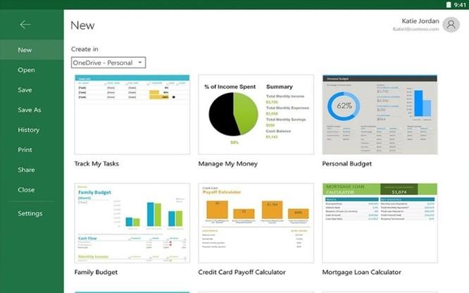 Mách bạn cách dùng Microsoft Office trên hệ điều hành Android thật dễ dàng ảnh 5