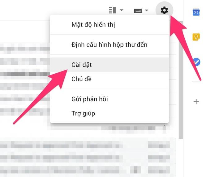 Cách tắt vĩnh viễn khung Google Meet phiền phức trên Gmail ảnh 2