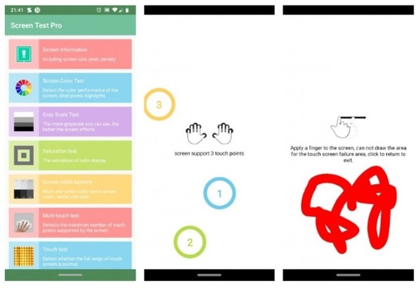 4 ứng dụng kiểm tra màn hình cảm ứng cho Android ảnh 3