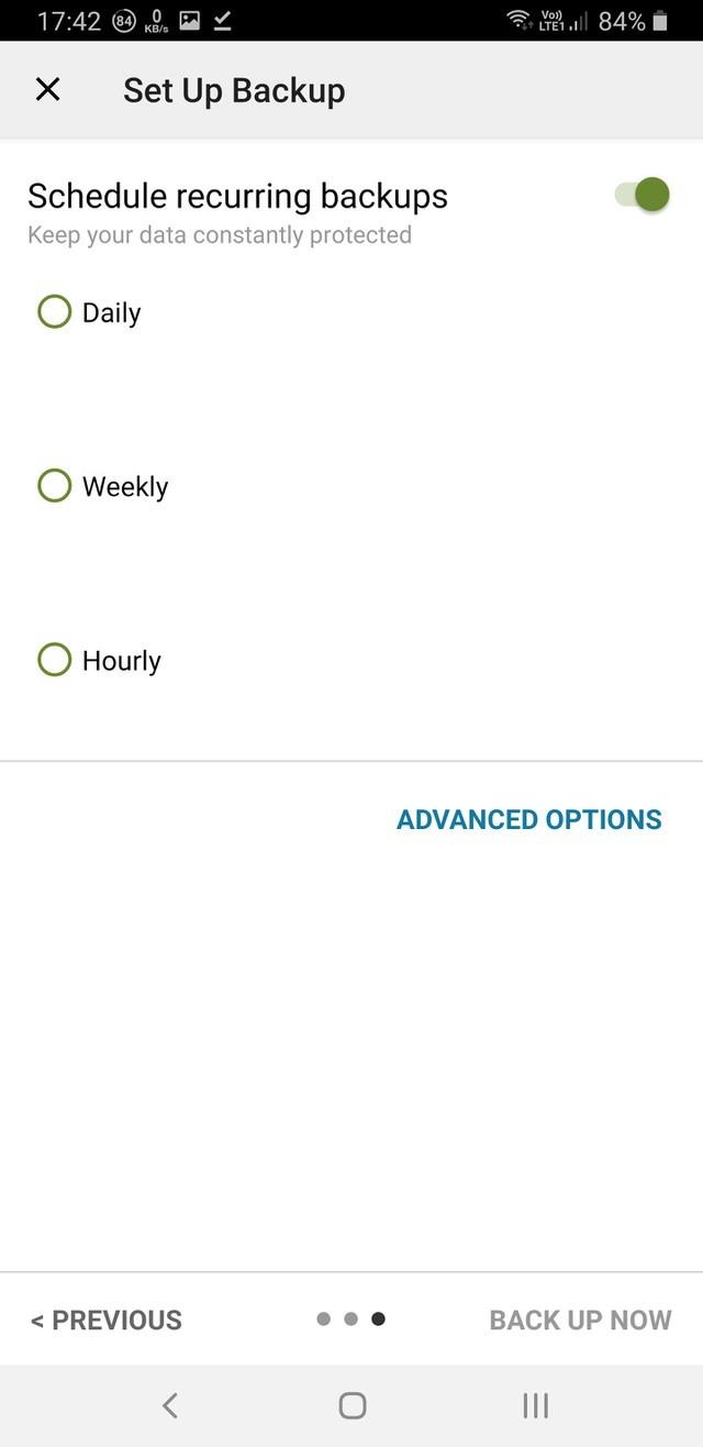 Hướng dẫn sao lưu và phục hồi tin nhắn, nhật ký cuộc gọi trên smartphone ảnh 4