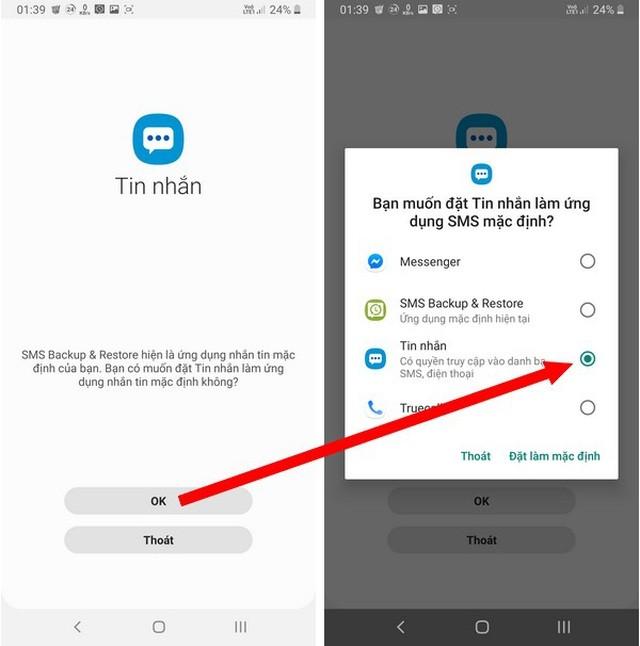 Hướng dẫn sao lưu và phục hồi tin nhắn, nhật ký cuộc gọi trên smartphone ảnh 9