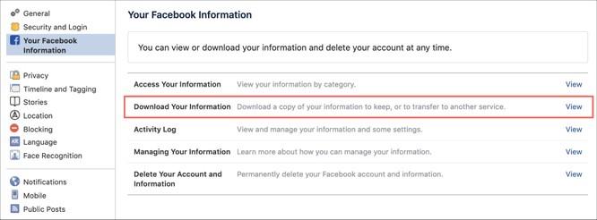 Cách khôi phục tin nhắn đã xóa trên facebook thật dễ dàng ảnh 1