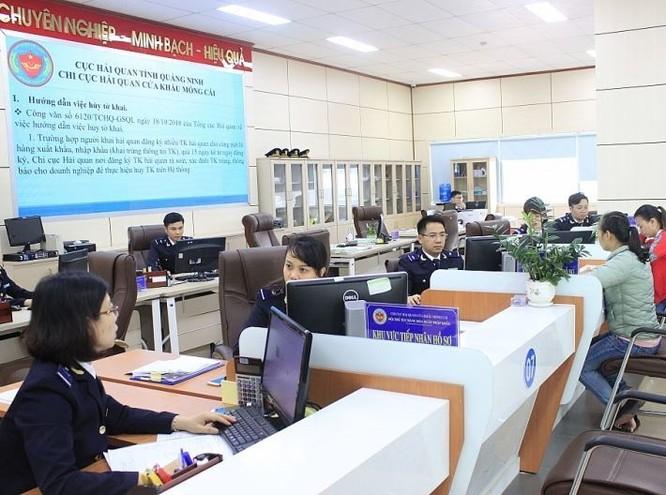 Tổng cục Hải quan dự kiến đưa thêm 60 dịch vụ công trực tuyến mức độ 4 lên Cổng dịch vụ công quốc gia trong năm 2020. Ảnh: Báo Hải quan