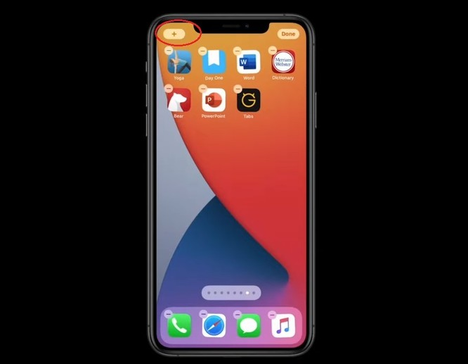 Hướng dẫn ẩn bớt các trang màn hình chính trên iPhone ảnh 1
