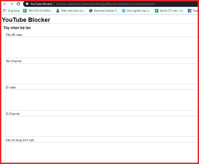 Tuyệt chiêu chặn video có nội dung không lành mạnh trên YouTube ảnh 2