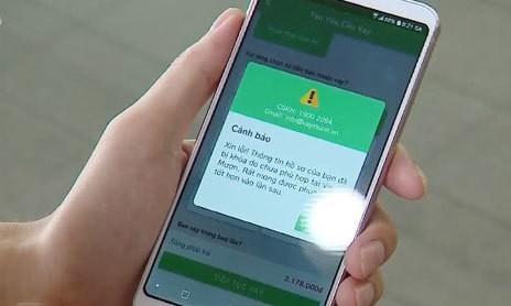 Nhiều app vay tiền bất ngờ ngừng hoạt động.
