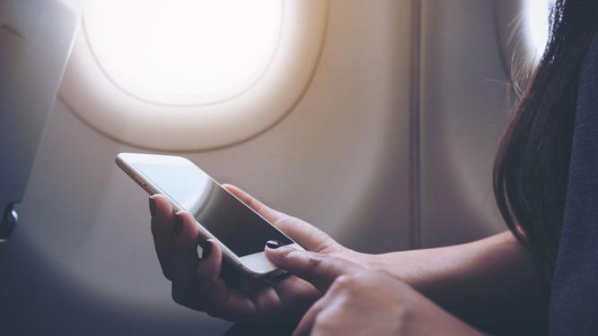 Khi bật chế độ máy bay, bạn sẽ không bị phân tán bởi các thông báo, tin nhắn hay cuộc gọi đến.