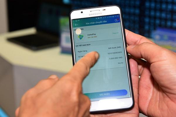 TP.HCM đặt mục tiêu đưa tỷ lệ người dân và doanh nghiệp có tài khoản thanh toán điện tử đạt trên 60% vào năm 2025. (Ảnh minh họa)