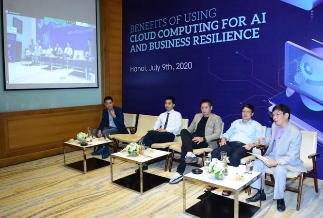 """AI và Cloud công nghệ """"Make in Vietnam"""" tăng tốc chuyển đổi số doanh nghiệp ảnh 2"""