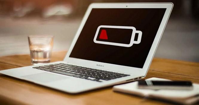 Mẹo kiểm tra pin laptop không cần sử dụng phần mềm bên ngoài ảnh 6
