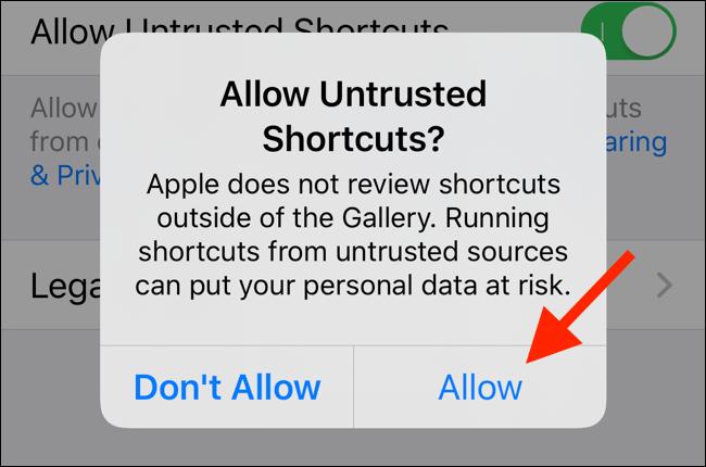 Cách để iPhone, iPad tự động mở trang web bằng trình duyệt Chrome ảnh 3