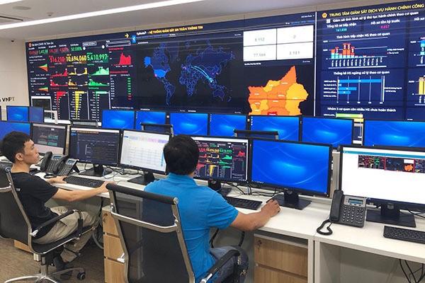 Theo đại diện Cục An toàn thông tin, việc triển khai Trung tâm SOC là nhân tố quan trọng nhất trong đảm bảo an toàn, an ninh mạng theo mô hình 4 lớp. (Ảnh minh họa)