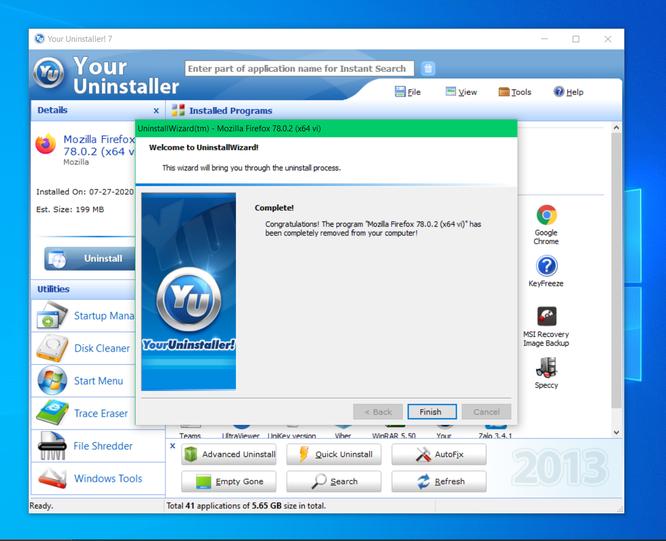 4 cách gỡ các ứng dụng, phần mềm trên Windows 10 ảnh 11
