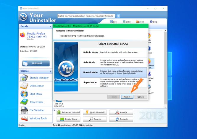 4 cách gỡ các ứng dụng, phần mềm trên Windows 10 ảnh 9