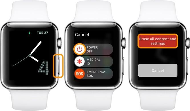 3 cách reset Apple Watch ngay cả khi bạn quên mật khẩu ảnh 4
