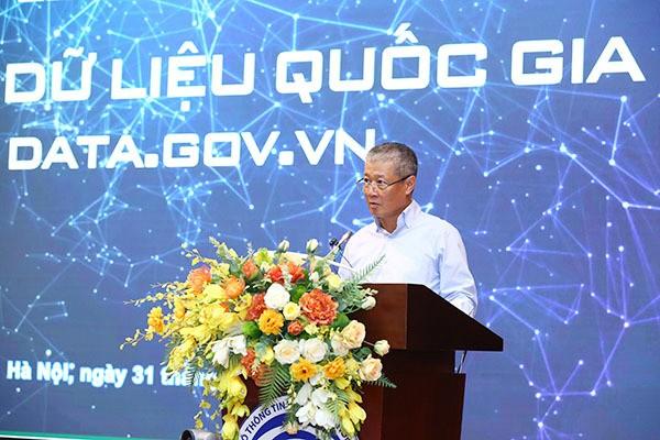 Theo Thứ trưởng Nguyễn Thành Hưng, triển khai thành công Cổng Data.gov.vn sẽ góp phần nâng thứ hạng về Chính phủ điện tử của Việt Nam thời gian tới.