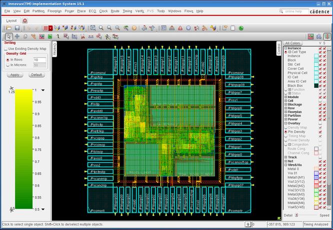 Các phần mềm phát triển chip thông dụng nhất hiện nay đều thuộc về công ty Mỹ. Ảnh: Cadence.
