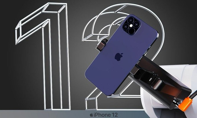 Thông tin bất ngờ về iPhone 12 5G ảnh 1