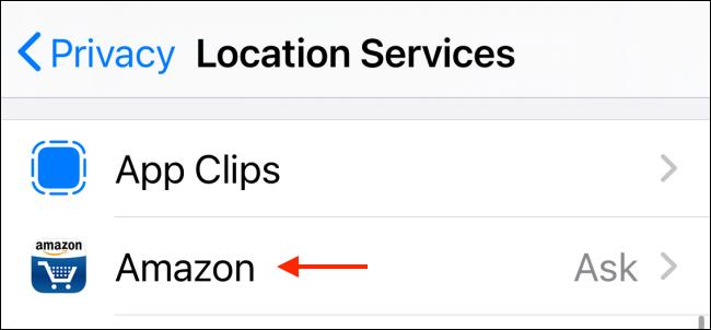 Cách tắt tùy chọn định vị chính xác của ứng dụng trên iOS 14 và iPadOS 14 ảnh 5