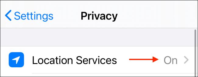 Cách tắt tùy chọn định vị chính xác của ứng dụng trên iOS 14 và iPadOS 14 ảnh 4