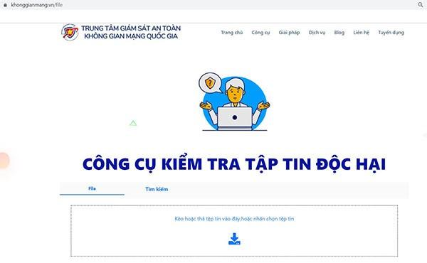 """Công cụ """"Make in Vietnam"""" giúp nhận diện mã độc mã hóa dữ liệu tống tiền ảnh 3"""