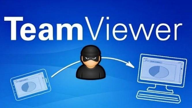 TeamViewer cho phép tin tặc đánh cắp mật khẩu hệ thống từ xa ảnh 1