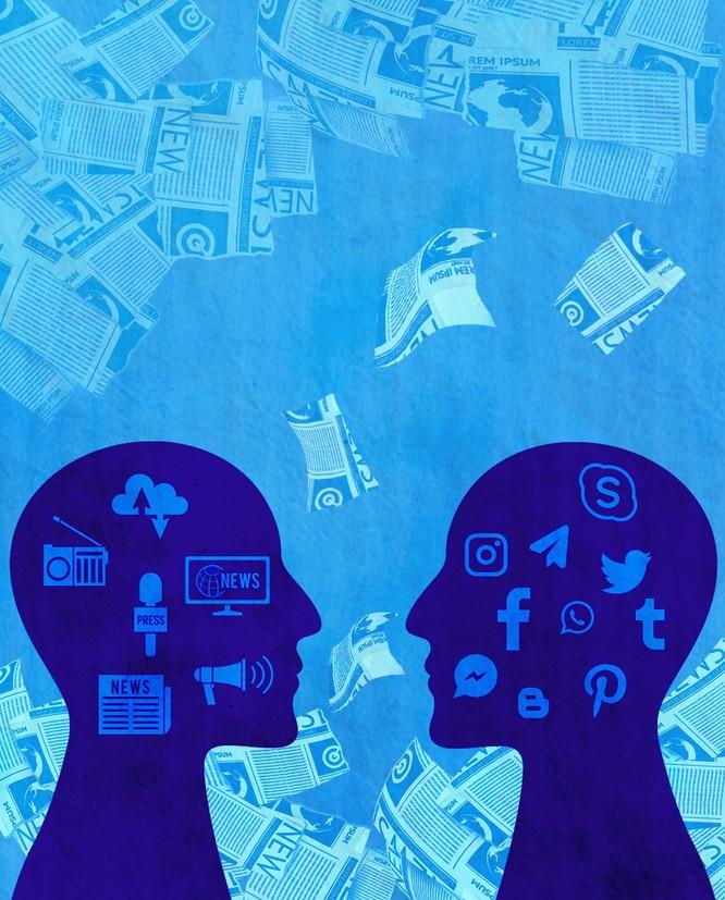 Cuộc chiến không hồi kết giữa báo chí và Facebook, Google ảnh 1