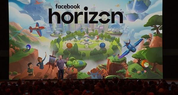 Horizon được đích thân CEO Mark Zuckerberg giới thiệu