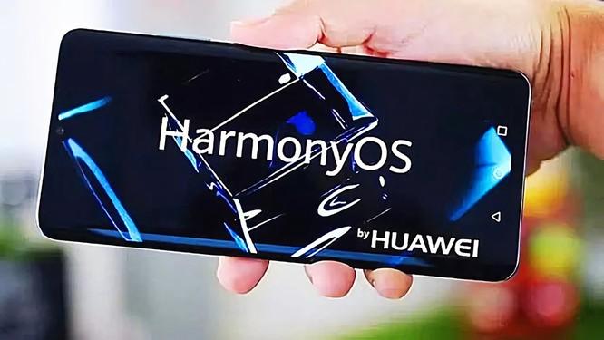 Huawei đang đổ