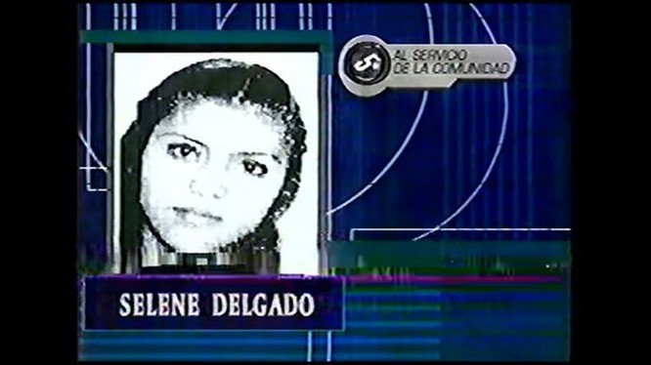 Hình ảnh thực sự của người phụ nữ mất tích tên Selene Delgado Lopez.