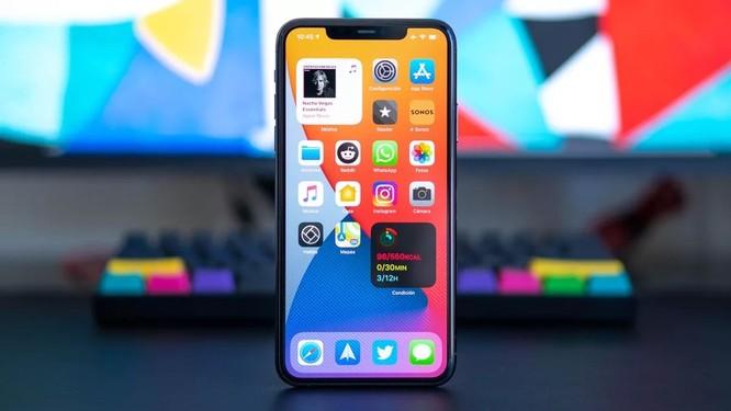 Ứng dụng iPhone có thể gặp lỗi nếu nâng cấp iOS 14. Ảnh: Cnet.