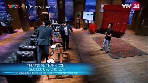 App Việt từng có thời cơ vươn mình, nhưng đã thua đau ngay trên sân nhà (ảnh chụp màn hình Shark Tank Việt Nam mùa 2)