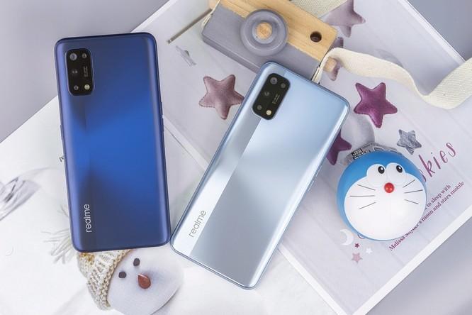 7 smartphone sạc nhanh nhất Việt Nam ảnh 2
