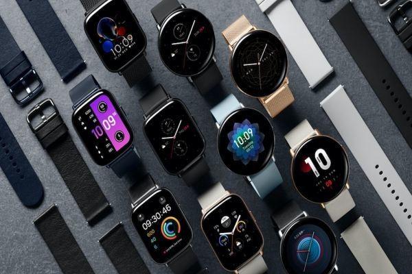 Có rất nhiều thương hiệu đồng hồ thông minh trên thị trường...