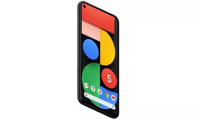 Google Pixel 5. Ảnh: Google.