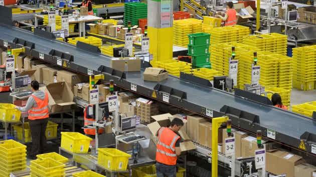 Hơn 19.000 nhân viên Amazon mắc Covid-19 ảnh 1