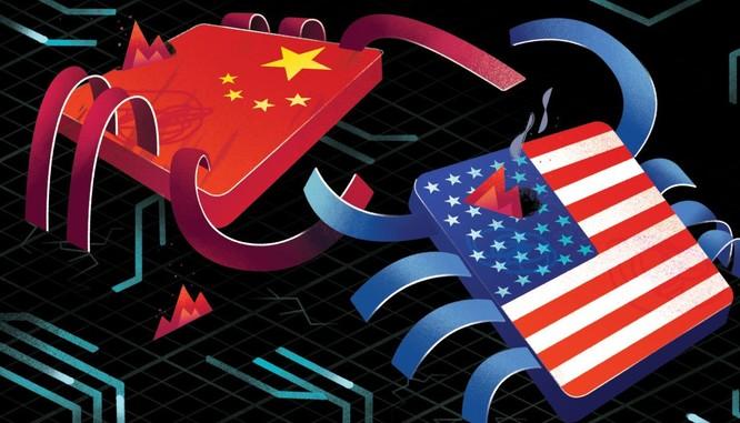 Cuộc chiến bán dẫn là vũ khí mà chính phủ Mỹ nhắm vào giới chức Bắc Kinh. Ảnh: Thomas Pullin.